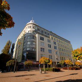 Budynek Gdyńskiego Centrum Biznesu