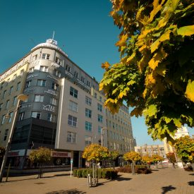 Gdyńskie Centrum Biznesu na Placu Kaszubskim