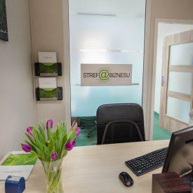 Sekretariat w Strefie Biznesu w Gdyni